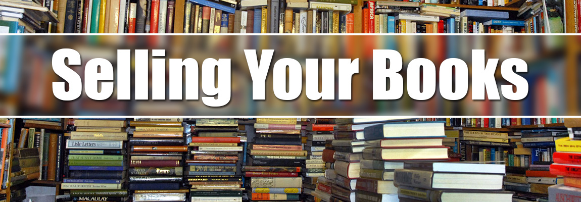 Selling Your Books A Book Barn